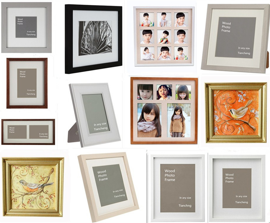 china thick deep shadow box photo frames wholesale cube shadow box picture frames bulk
