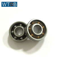 Free samples Good quality Low Friction 608 625 188 168 688 686 695 roller skate small bearing and fidget hand spinner bearing