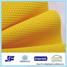 3D knitted spacer polyester fabric