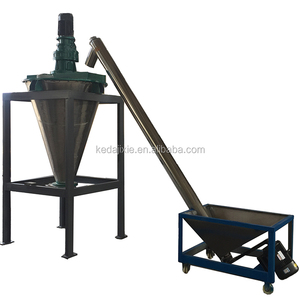 New Industrial powder double spiral mixer price