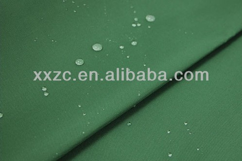 100%Polyeste Oxford Water Repellent Fabric with Antistatic and Fire Retardant Property