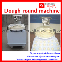 Top selling ! Round dough balls shaping making machine price /dough rolling machine