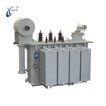 3 phase 35kv 5000kva oltc power transformer