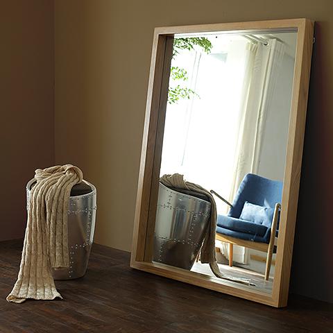 Yidai Home Floor Full Length Mirror Dressing Mirror