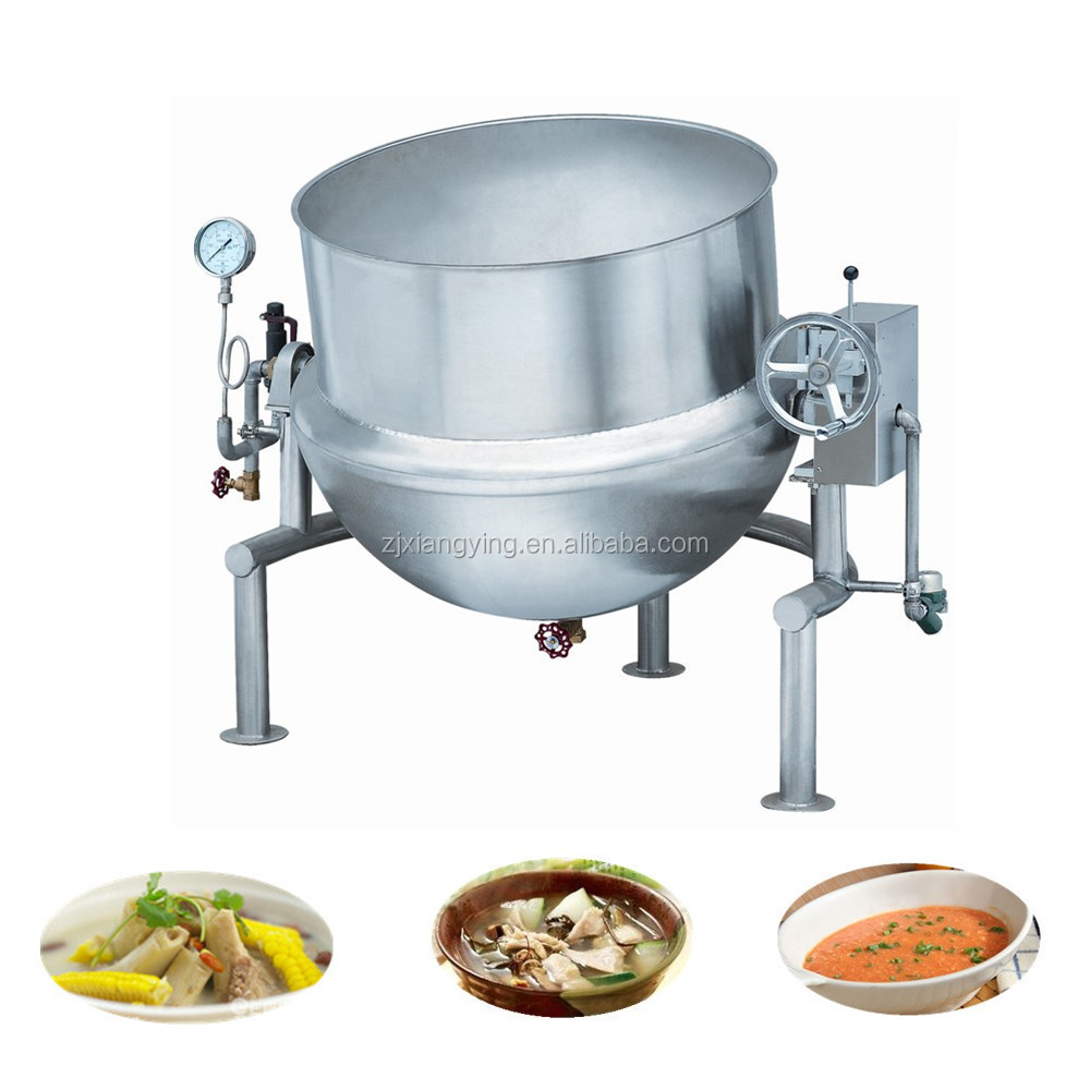 Xyqg-a300 Commercial Steam Cooking Pot/ Stainless Steel Cooking ...