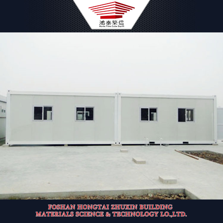 Easy Assembling 40Ft Container House 2 Bedroom Floor Plans