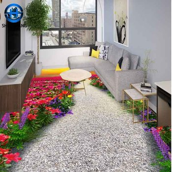 Art Decor 3d Bodenaufkleber Pvc Boden Mural Badezimmer 3d Billiger ...