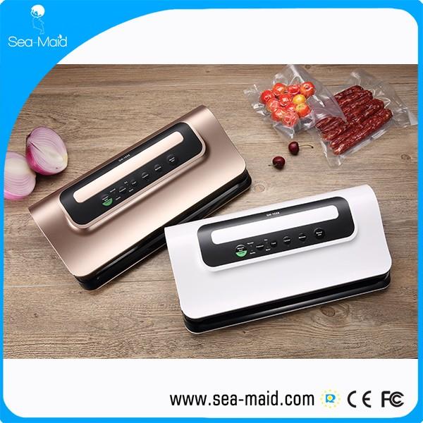 Sea-maid 100%Warranty Household Food Vacuum Sealer portable Vacuum Sealing Machine