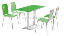 Durable Chairs And Tables Set Modern Restaurant/Canteen/Dinging Room Furniture(FOH-BC31B)