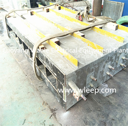 Horizontal Medium Frequency Induction Heating Furnace