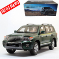 Toyota Land Cruiser 1 18 LC200 HOT SALE Original car model SUV Toy Japan Luxury cars