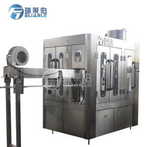Full Automatic Pure / Mineral Water 500ml Bottled Filling Machine Small Factory