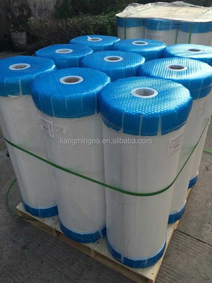 PVC blister film for medical packaging