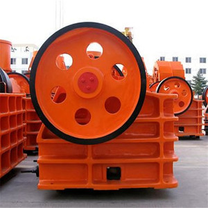 New Design Professional cobblestone chemical jaw crusher quarry equipment