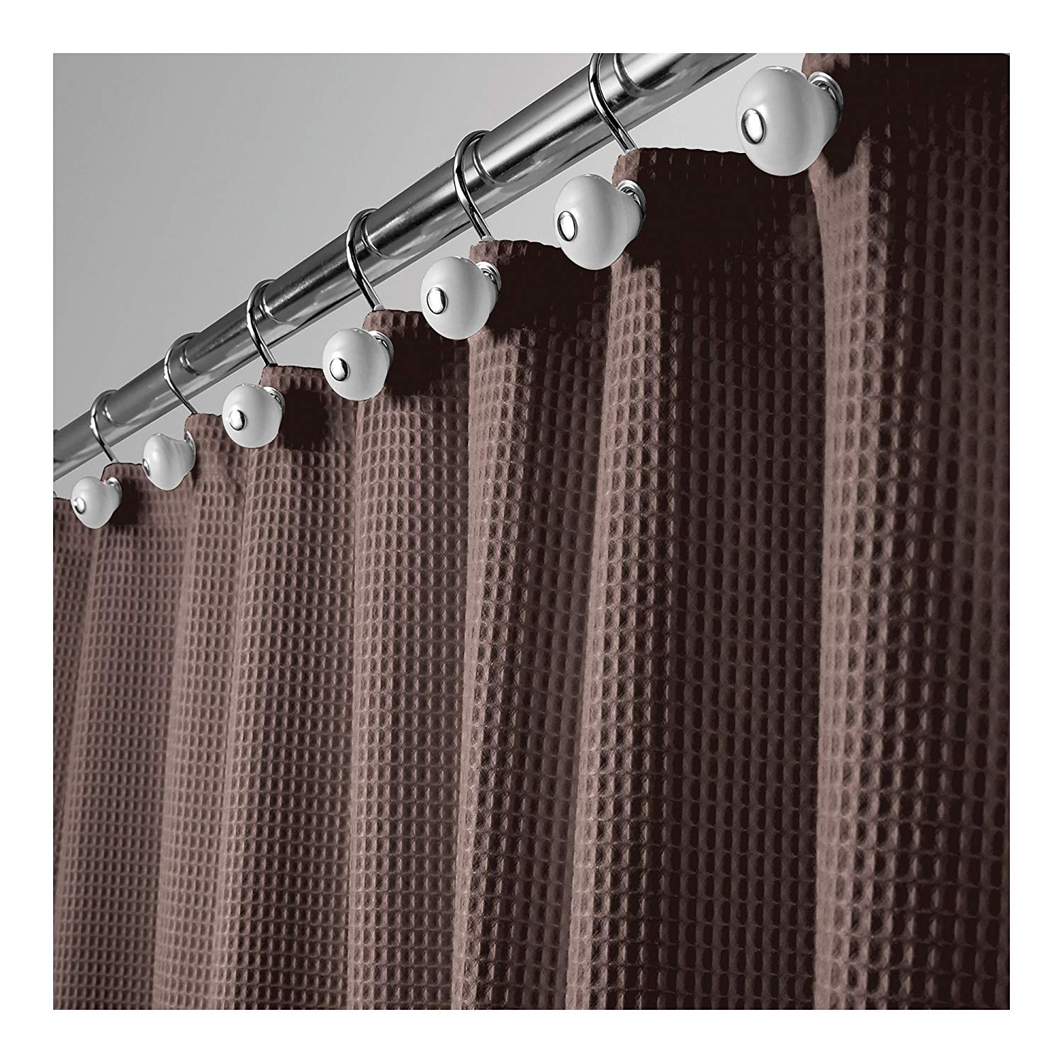 """BURGUNDY NEW Vinyl Shower Curtain Liner 70/"""" x 72/"""" With Magnets 178cm x 183cm"""