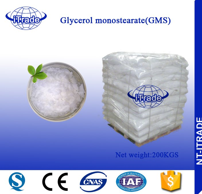 Surfactant Glycerol MonoStearate (GMS)