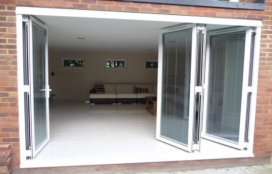 Modern House Design Aluminium Doors And Windows,Aluminium Bifold ...