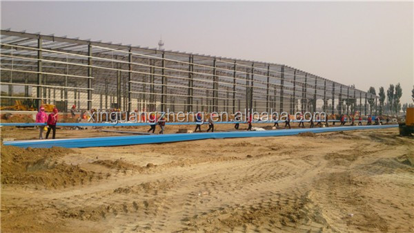 cost-effetive steel construction steel frame barn steel structure building