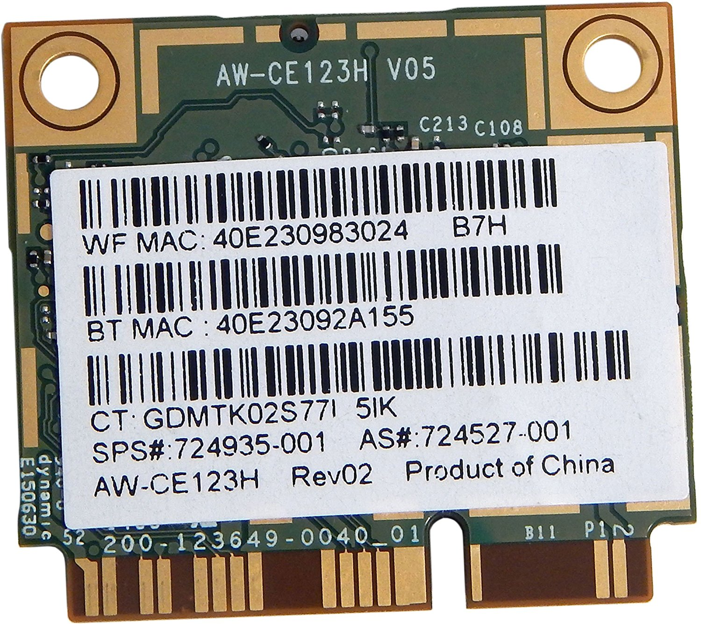 Gateway MX7520 Broadcom WLAN Windows 7