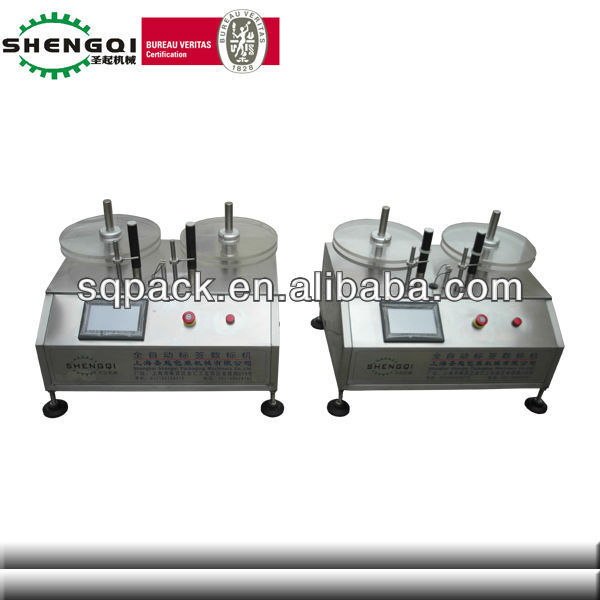 Automatic Label Rewinder Machine Label Counting Machine