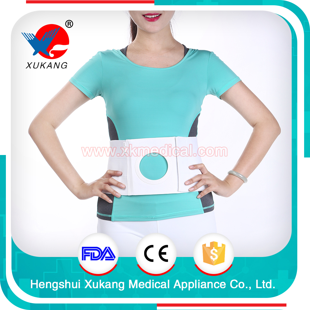 Medical elastic Ostomy abdominal with CE FDA
