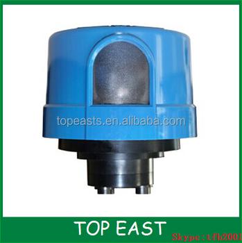 110~130 V/AC 220~240V/AC Adjustable Photocell Switch. 25A