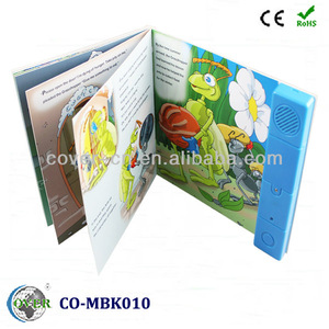 Toy book music book story book for babies