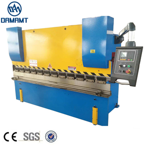 instock c sheet metal bend/hydraulic press brake