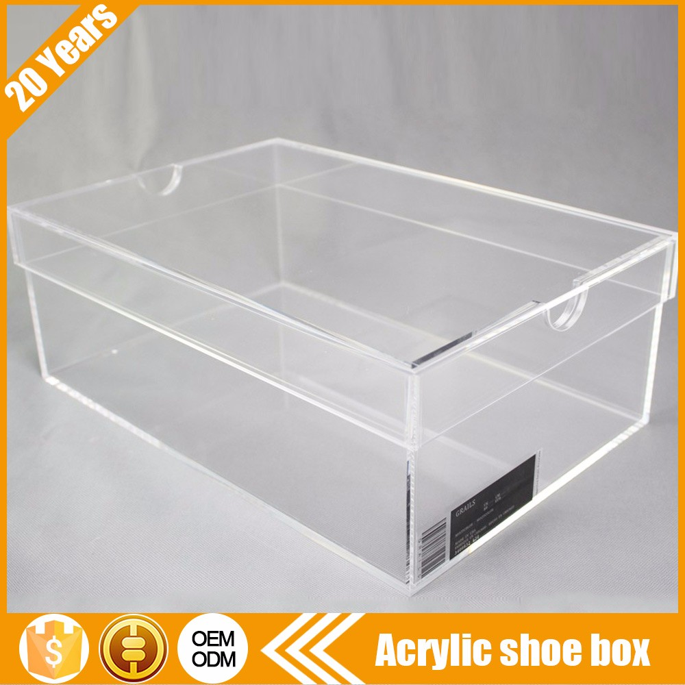 custom large clear acrylic shoe display case for sale  sc 1 st  Alibaba & Custom Large Clear Acrylic Shoe Display Case For Sale - Buy ... Aboutintivar.Com