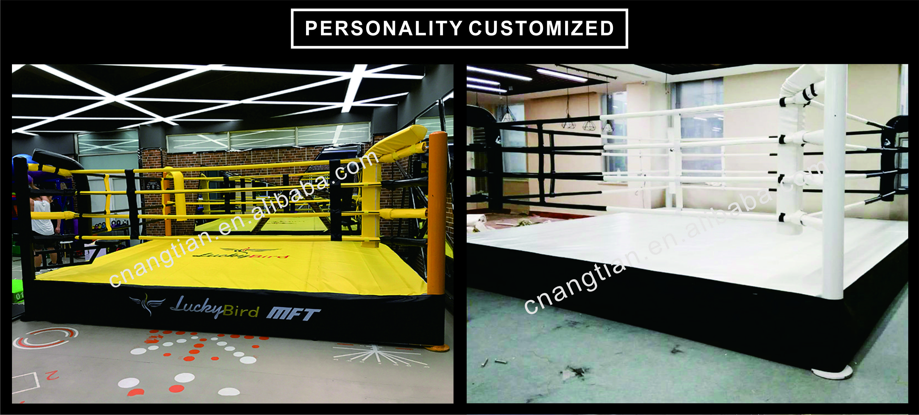 china best price international ibf rules used boxing ring for sale