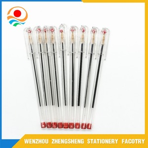 2016 new design red ball pen ball point pen