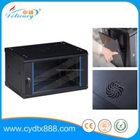 Wall mounted network server cabinet for Home/Office