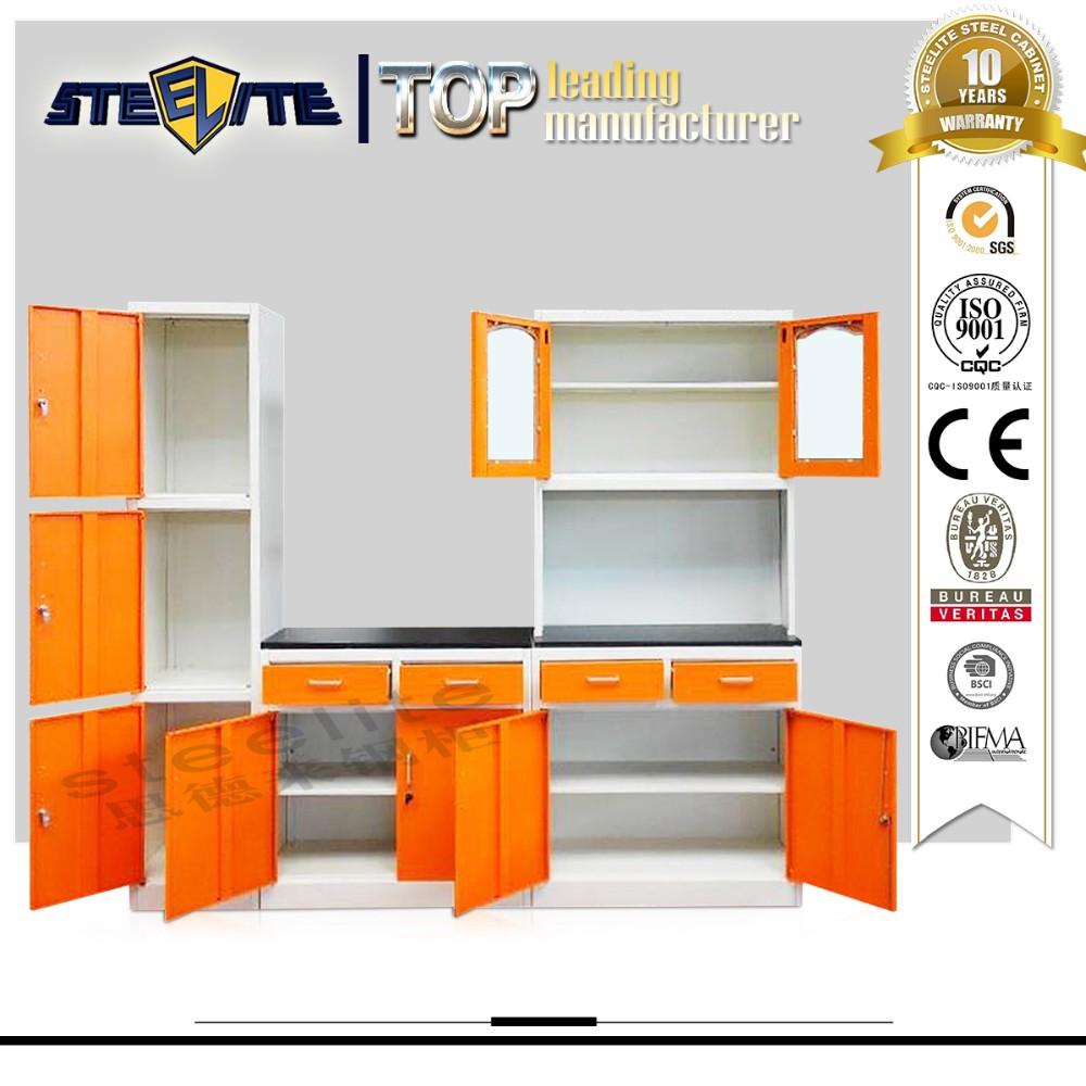 Water Resistant Kitchen Cabinets Hot Sale Water Resistant Metal Furnture Indian Kitchen Design New
