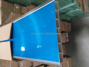 Moderne Mobel Aluminium Oberflache Poliermaschine Fur Pvc