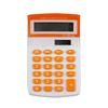 2019 Promotional Gift Portable 8 Digit Dual Power Desktop Calculator