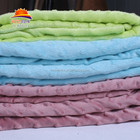 142-280 cm Plush Toy Baby Minky Dot Velvet Blanket Fabric Super Soft in Roll for Home Textile Pillow Case Bed Sheet