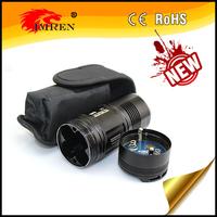 Most Powerful Nitecore TM06 LED flashlight with 4*18650 batteries Nitecore TM06 flashlight