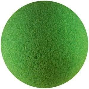 "Green Magic Sponge Balls - 2"", Super Soft By Gosh"