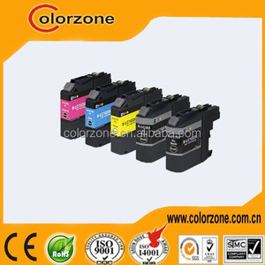 Refillable Inkjet Cartridge fro Brother LC123 LC127