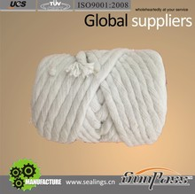 Ceramic Price Per Kg 3 Inch Diameter Rope Ceramic Fiber Rope Price