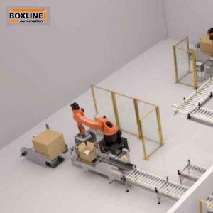 KUKA robot connect nebula welding equipment