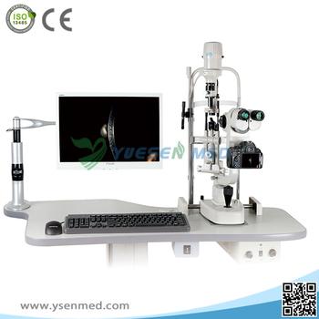 Medical Digital Slit Lamp Price Of Slit Lamp - Buy Price Of Slit ...