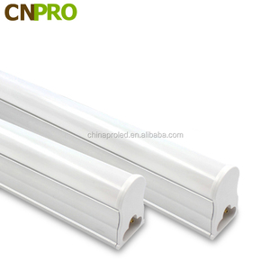 Wall install led 1.5m 5ft t5 lighting tube with connector clip accessory