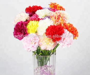 Wholesale Silk Flowers Artificial Carnation Flower Buy Carnation