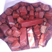 "Wholesale Red Jasper Tumbled Stones Inspiration Large 1"" Reiki Crystals Healing for home decor"