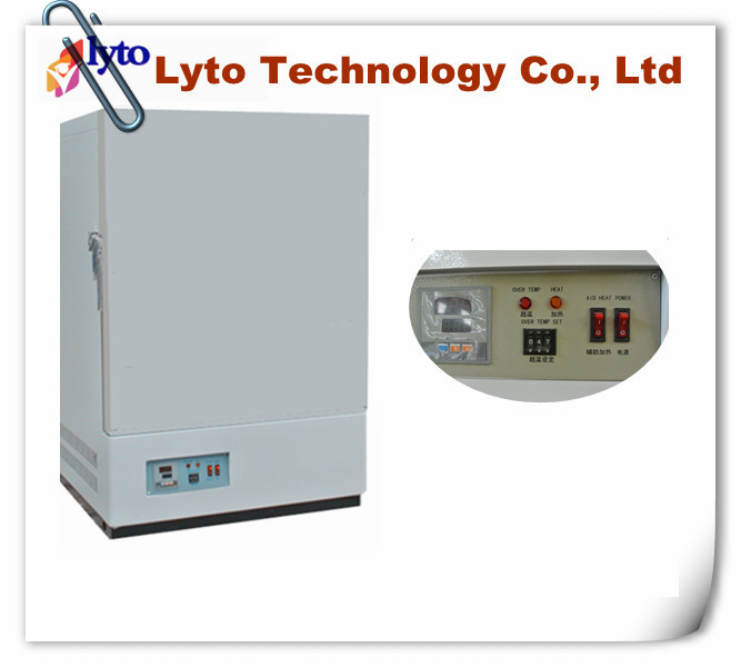 Fast heating electric dry box, laboratory oven drying sample of coal, ore, mineral