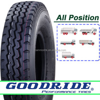 GOODRIDE WESTLAKE Chinese All Steel Radial TBR Tyres 315/80R22.5 11R 22.5 Truck Tires
