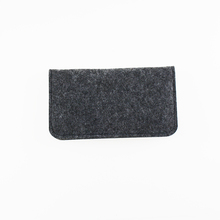 custom colors felt coin purse for women and men