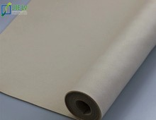 500g/550g polyester/PE/PTFE/NOMEX staub filter tuch/stoff