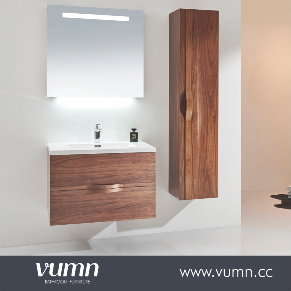 Wall Mount Bathroom Vanity Sink And Toilet Sets Vintage Bathroom Cabinet With Led Mirror